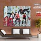 Big Time Rush Pop Band Music Giant Huge Print Poster