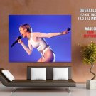 Miley Cyrus Hot Pop Country Singer Music Giant Huge Print Poster