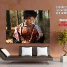 Teen Wolf Scott McCall Tyler Posey TV Series Giant Huge Print Poster
