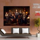 Lost Girl Cast Characters TV Series Giant Huge Print Poster