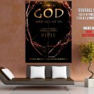The Bible TV Series Giant Huge Print Poster