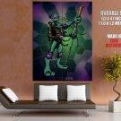 Donatello Teenage Mutant Ninja Turtles New Art Giant Huge Print Poster