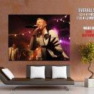Macklemore Hip Hop Music Rap Stage Live Giant Huge Print Poster