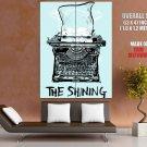 The Shining Movie Typewriter Redrum Cool Art Giant Huge Print Poster