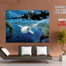 Dornier Do 217 German Bomber Aircraft WW2 Painting Giant Huge Print Poster