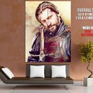 Jaime Lannister Art Painting Game Of Thrones Giant Huge Print Poster