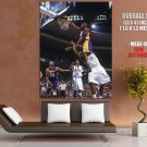 Black Mamba Dwight Howard Posterize Lakers Giant Huge Print Poster