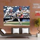 Randy Johnson Arizona Diamondbacks Baseball Sport Giant Huge Print Poster
