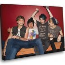 5 Seconds Of Summer Pop Band Music 50x40 Framed Canvas Print