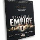 Boardwalk Empire TV Series 50x40 Framed Canvas Print