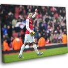 Robin Van Persie The Netherlands Football Soccer 50x40 Framed Canvas Print