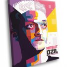 Mesut Ozil Real Madrid Germany Football Soccer 50x40 Framed Canvas Print
