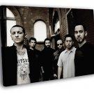 Linkin Park Chester Bennington Mike Shinoda 50x40 Framed Canvas Print