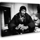 Snoop Dogg BW Rare Young Gangsta Rap Hip Hop 50x40 Framed Canvas Print
