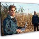 Matthew McConaughey True Detective TV Series 50x40 Framed Canvas Print