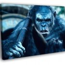 Dawn Of The Planet Of The Apes Koba 2014 Movie 50x40 Framed Canvas Print