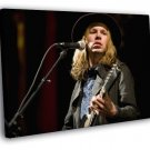 Beck Alternative Rock Music Singer 50x40 Framed Canvas Print