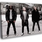 The Prodigy Music Band Hardcore Rave Rock 50x40 Framed Canvas Print