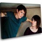 Tegan And Sara Duo Indie Rock Music 50x40 Framed Canvas Art Print