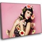 Katy Perry Hot Singer Pop Music 50x40 Framed Canvas Art Print