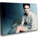 Amazing Natalie Portman Hot Actress 50x40 Framed Canvas Art Print