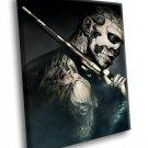 47 Ronin Movie Fantasy Zombie Tatoo Gun 50x40 Framed Canvas Art Print
