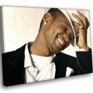 Usher Singer Pop R B Music 50x40 Framed Canvas Art Print