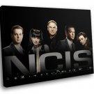 NCIS Los Angeles Cast TV Series 50x40 Framed Canvas Art Print