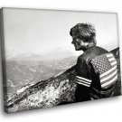 Peter Fonda Easy Rider 50x40 Framed Canvas Art Print