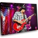 Kid Rock Singer Rock Music 50x40 Framed Canvas Art Print