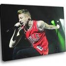 Macklemore Chicago Bulls Hip Hop Singer Music 40x30 Framed Canvas Print