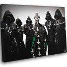 Ghost Papa Emeritus Nameless Ghouls Hard Rock Band 40x30 Framed Canvas Print