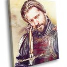 Jaime Lannister Art Painting Game Of Thrones 40x30 Framed Canvas Print
