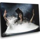 Jinxx Ferguson Black Veil Brides Rock Band 40x30 Framed Canvas Print