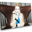 Kylie Minogue Hot Pop Music Singer Rare 40x30 Framed Canvas Print