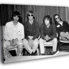 The Doors Rare Densmore Morrison Krieger Band 40x30 Framed Canvas Print
