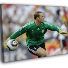 Manuel Neuer Goalkeeper Germany Football Sport 40x30 Framed Canvas Print