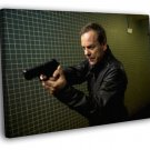 24 Live Another Day Jack Bauer TV Series 40x30 Framed Canvas Print