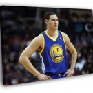 Klay Thompson Golden State Warriors Basketball 40x30 Framed Canvas Print