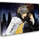 Vampire Knight Zero Yuki Anime Manga Art 40x30 Framed Canvas Print