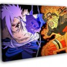 Naruto Shippuuden Amazing Cool Art Anime Manga 40x30 Framed Canvas Print