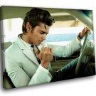 Zac Efron Hot Actor 40x30 Framed Canvas Art Print