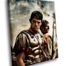 The Eagle Movie Channing Tatum 40x30 Framed Canvas Art Print