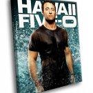 Alex O Loughlin Steve Hawaii Five 0 TV Series 40x30 Framed Canvas Art Print