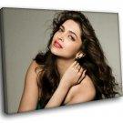 Deepika Padukone Indian Actress Model 40x30 Framed Canvas Art Print