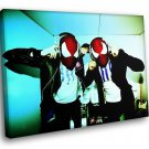 The Bloody Beetroots Electro House Duo Venom Music 40x30 Framed Canvas Art Print