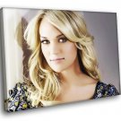 Carrie Underwood Country Music Singer 40x30 Framed Canvas Art Print