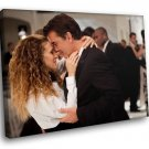 Sex And The City Mr Big Carrie Bradshaw Movie 40x30 Framed Canvas Art Print