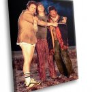 Pineapple Express Action Comedy Movie 40x30 Framed Canvas Art Print