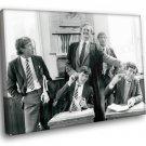 Monty Python Comedy Group TV Sketch Show 40x30 Framed Canvas Art Print